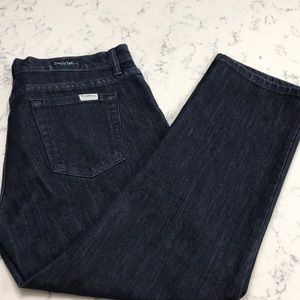David Kahn Capri Pants   Size 32